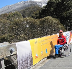 Thredbo WC poster bridge